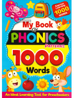 My Book Of Phonics Patterns 1000 Words