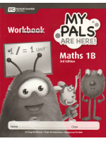 My Pals Are Here! Maths Workbook 1B 3rd Edition