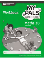 My Pals Are Here! Maths Workbook 3B 3rd Edition