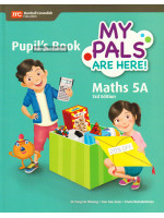 My Pals Are Here! Maths Pupil's Book 5A 3rd Edition