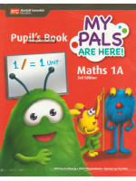 My Pals Are Here! Maths Pupil's Book 1A 3rd Edition