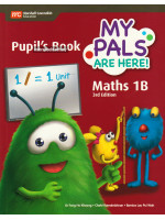 My Pals Are Here! Maths Pupil's Book 1B 3rd Edition