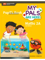 My Pals Are Here! Maths Pupil's Book 2A 3rd Edition