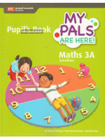 My Pals Are Here! Maths Pupil's Book 3A 3rd Edition