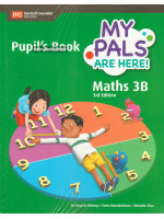 My Pals Are Here! Maths Pupil's Book 3B 3rd Edition