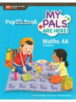 My Pals Are Here! Maths Pupil's Book 4A 3rd Edition
