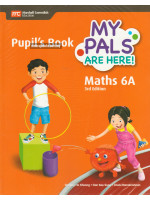 My Pals Are Here! Maths Pupil's Book 6A 3rd Edition