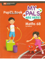 My Pals Are Here! Maths Pupil's Book 6B 3rd Edition