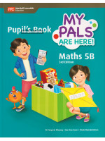My Pals Are Here! Maths Pupil's Book 5B 3rd Edition