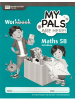 My Pals Are Here! Maths Workbook 5B 3rd Edition