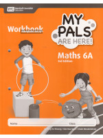 My Pals Are Here! Maths Workbook 6A 3rd Edition