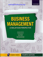 Business Management A Malaysian Perspective