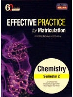 Effective Practice for Matriculation Chemistry Semester 2