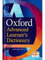 Oxford Advanced Learner's Dictionary 10th Edition (Hardcover) Includes 1 Year's App And Online Access
