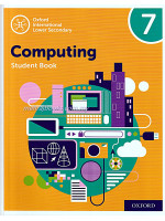 Oxford International Lower Secondary Computing: Student Book 7