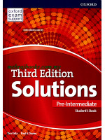 Third Edition Solutions Pre-Intermediate Student's Book