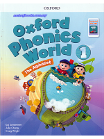 Oxford Phonics World Student Book With App The Alphabet 1