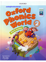 Oxford Phonics World Student Book With App Short Vowels 2