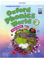 Oxford Phonics World Student Book With App Long Vowels 3