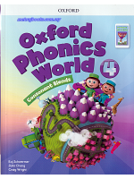 Oxford Phonics World Student Book With Reader E-Book Consonant Blends 4