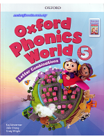 Oxford Phonics World Student Book With Reader E-Book Letter Combinations 5