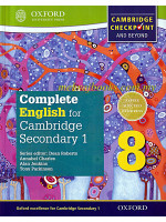 Complete English for Cambridge Secondary 1 Stage 8