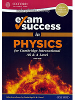 Exam Success in Physics for Cambridge International AS & A Level