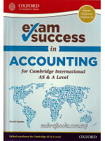 Exam Success in Accounting for Cambridge International AS & A Level