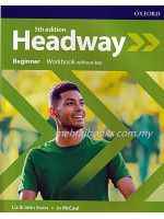 5th Edition Headway Beginner Workbook without Key