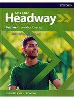 5th Edition Headway Beginner Workbook with Key