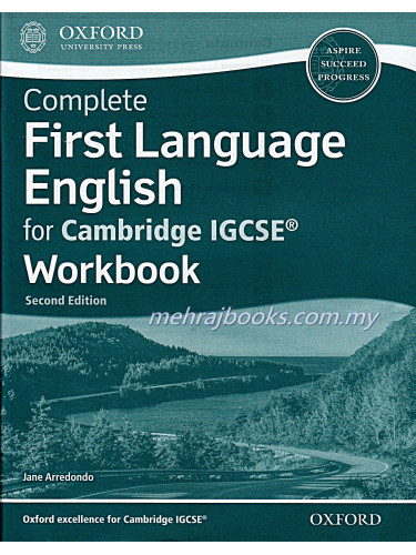 Complete First Language English for Cambridge IGCSE : Workbook Second Edition
