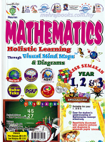 Mathematics Holistic Learning Through Visual Mind Maps & Diagrams Year 1-2-3