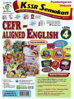 Pembelajaran Holistik KSSR Semakan CEFR-Aligned English Year 4