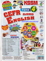 Riang Belajar CEFR Aligned English Form 4