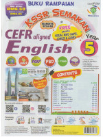 Buku Rampaian KSSR Semakan CEFR Aligned English Year 5