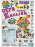 Riang Belajar CEFR Aligned English Form 5