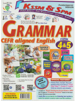Pembelajaran Holistik KSSM & SPM Grammar CEFR Aligned English Form 4 & 5