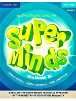 Buku Aktiviti Super Minds Workbook 1B Year 2