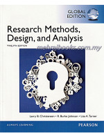 Research Methods, Design, and Analysis Twelfth Edition