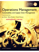 Operations Management Twelfth Edition