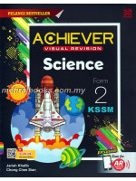 Achiever Science Form 2 KSSM