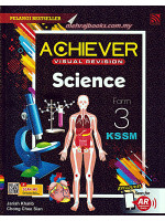 Achiever Visual Revision Science Form 3