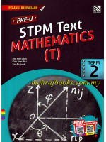 Pre-U STPM Text Mathematics (T) Term 2