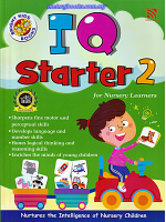 Bright Kids Books IQ Starter 2