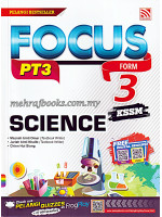 Focus PT3 Science Form 3-DLP