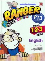 Ranger Quick Revision PT3 English Form 1-2-3