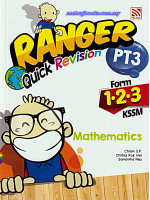 Ranger Quick Revision PT3 Mathematics Form 1-2-3