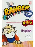 Ranger UPSR Quick Revision English Year 4-5-6
