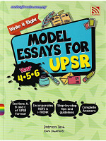Write It Right Model Essays For UPSR Year 4-5-6