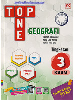 Top One Geografi Tingkatan 3